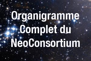 Organigramme complet du NeoConsortium