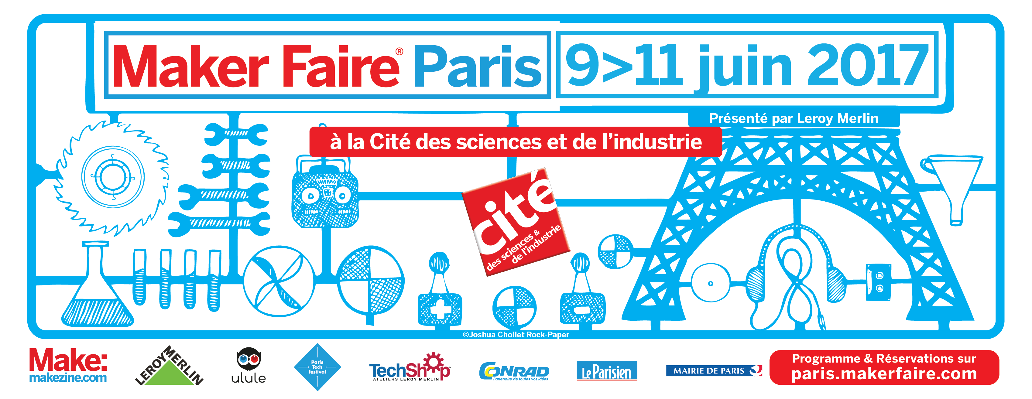 Maker Faire Paris 2017